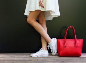 Witte sneakers - sneaker trends