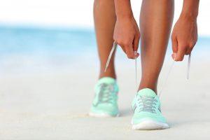 Sneakers in pastelkleur - sneaker trends