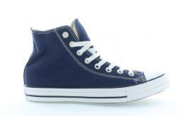 Converse All Star Hi Navy/Wit Dames