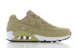 Nike Air Max 90 Leather Beige Dames