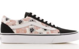 Vans Old Skool Reissue California Poppy Zwart Dames