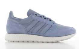 adidas Forest Grove Blauw Dames