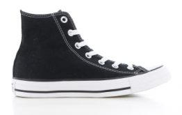 Converse All Star Hi Zwart Dames