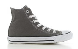 Converse All Star Hi Grijs Dames