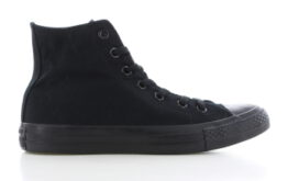 Converse All Star High Zwart/Zwart Dames