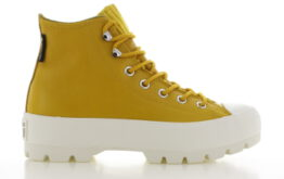 Converse All Star Lugged Winter Geel Dames