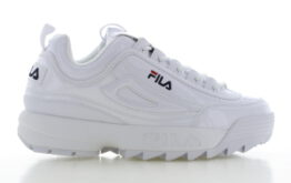 Fila Disruptor Low Lak Wit Dames
