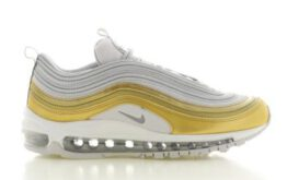 Nike Air Max 97 Special Edition Wit/Goud Dames