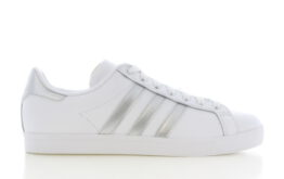 adidas Coast Star Wit/Zilver Dames