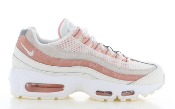Nike Air Max 95 Dames Wit/Roze