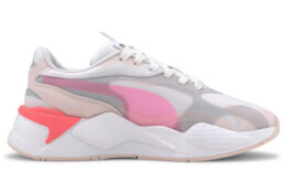 Puma RS-X³ Plas Tech Wit/Rose Dames