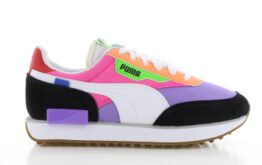 Puma Rider Play On Roze/Paars Dames