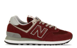 New Balance 574 Bordeaux Dames