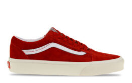 Vans Old Skool Suéde Rood Dames