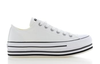 Converse Chuck Taylor All Star OX Wit Dames