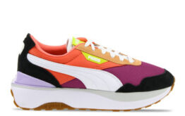 Puma Cruise Rider Paars/Wit Dames